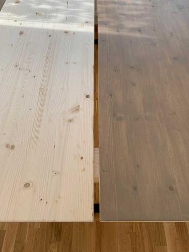 Linseed Wax Allbäck - Mole Grey