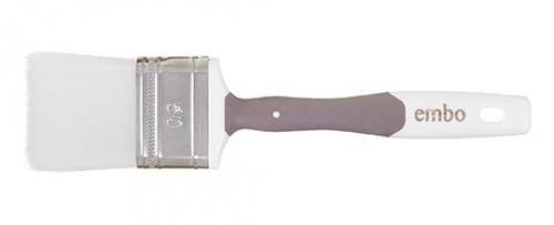 Brush - Embo Finish Soft 25 mm