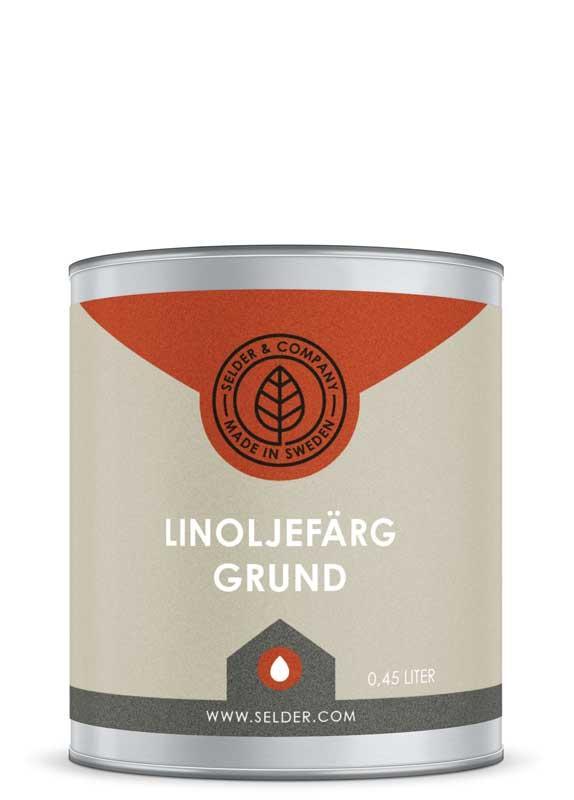 Linseed oil paint Selder & Co - White primer