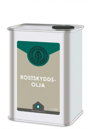 Linolja - Rostskyddsolja 1 L