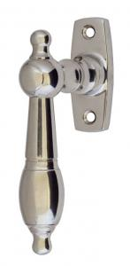 Espagnolette handle -  Låsbolaget 145 nickel