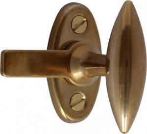 Window knob - E-tuna Magasinet 550 brass