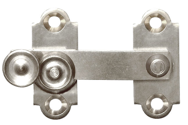 Window latch - Næsman 159 nickel