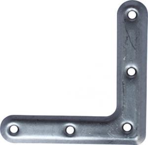 Corner Iron - Zinc plated 102 x 102 x 20 mm