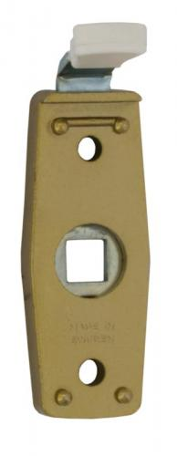 FIX 850 brass-plated - Safety handle latch