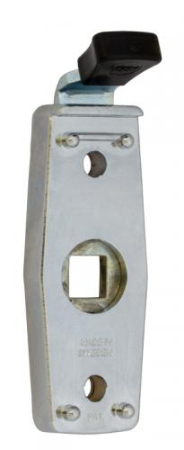 FIX 840 - Safety handle latch chrome - old style - vintage interior - retro - classic interior