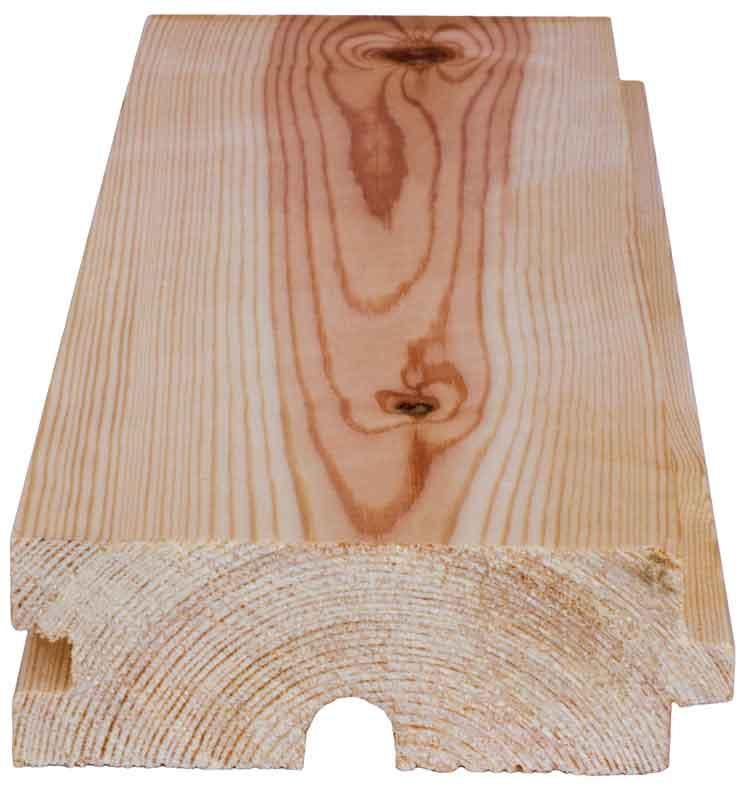 Pine Floor Föllinge - 30/87 mm, 8 %