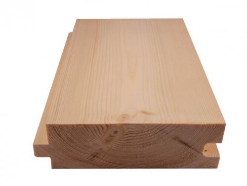 Pine floor - 45/110 mm, 16 %