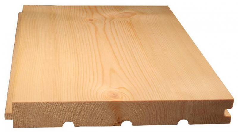 Pine Floor Föllinge - 30/209 mm, 8 %