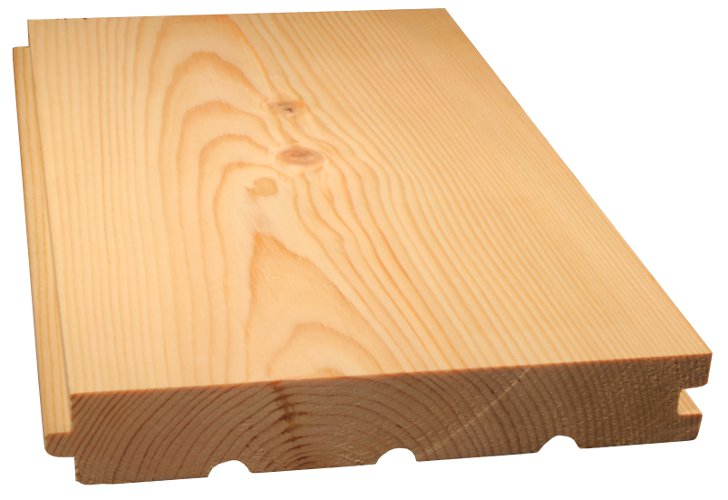 Pine Floor Föllinge - 30/185 mm, 8 %