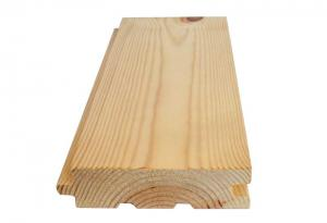 Dried pine floor - 30 x 109 mm 8 %