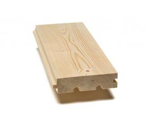 Spruce Floor - 30/110 mm, 8 %