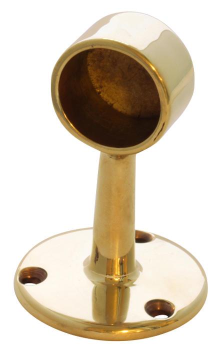 Populära Rörhållare i mässing för 25 mm rör - Sekelskifte UT-05