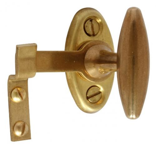 Cabinet Latch - Låsbolaget 676 brass