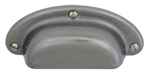 Bowl handle - Lacquered iron