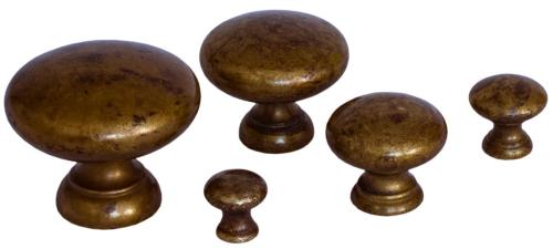 Knob - Sekelskifte antique