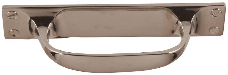 Drawer handle - Pull-handle nickel