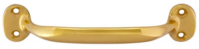 Pull handle - Duvnäs large brass
