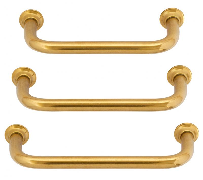 Pull handle - Ålsten brass