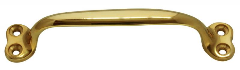 Pull Handle - Næsman 148 large, brass
