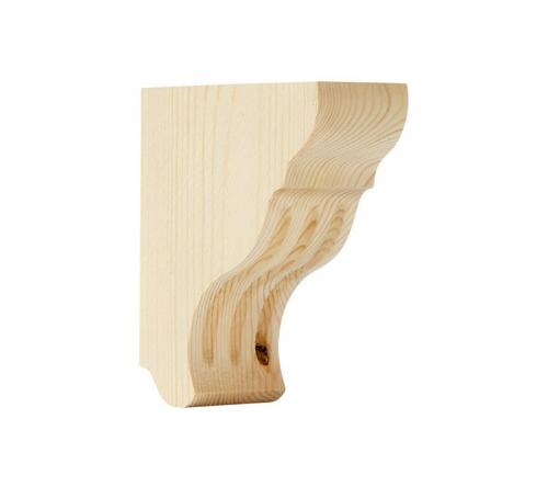 Shelf Bracket A1 wood - Small