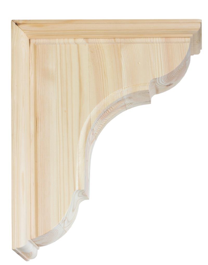Wooden Shelf Console C11 Old Style Vintage Clic Interior Retro