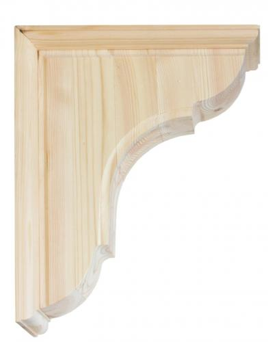 Shelf Bracket C11 wood - Small