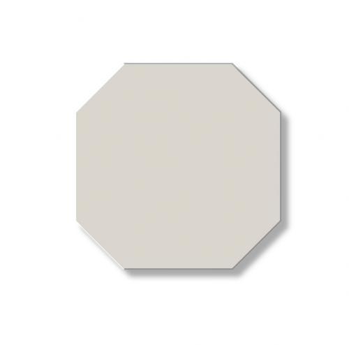 Klinker - Oktagon 10 x 10 cm vit
