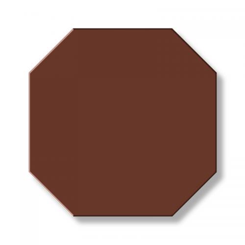 Klinker - Oktagon 15x15 cm röd Winckelmans