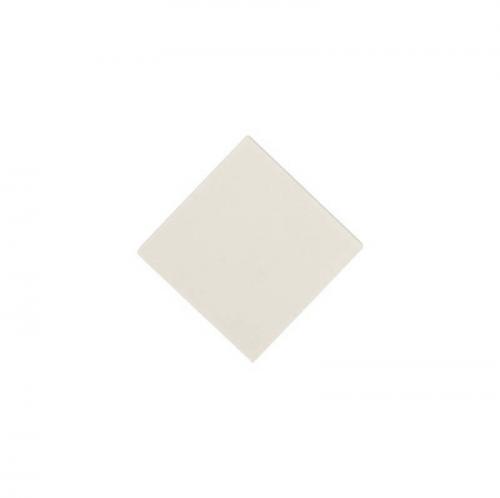 Floor tiles - Square 15 x 15 cm white dot