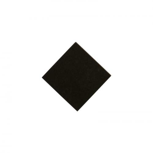 Floor tiles - Square 15 x 15 cm black dot