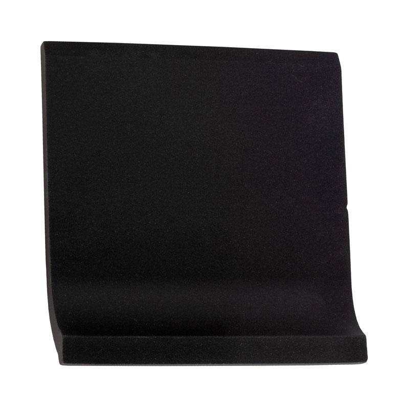 Klinker - Victorian golvsockel 10 x 10 svart