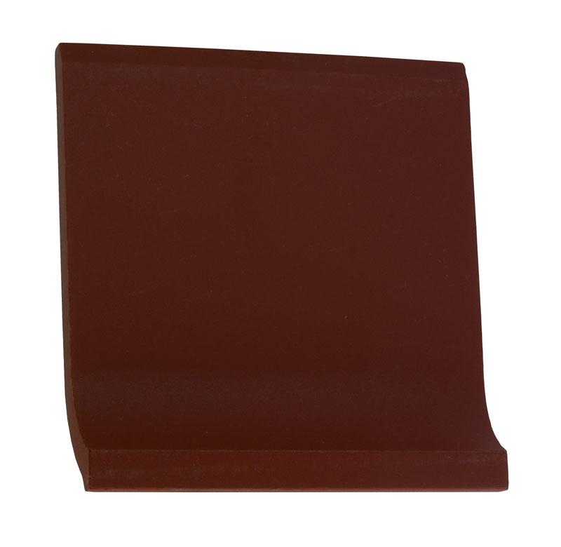 Klinker - Victorian golvsockel 10 x 10 röd