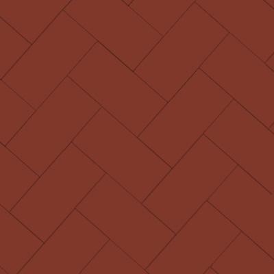Klinker - Granitkeramik 10 x 20 cm röd Winckelmans
