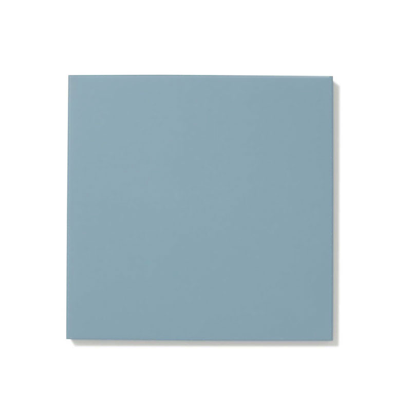 Floor tiles - 10 x 10 cm light blue Winckelmans