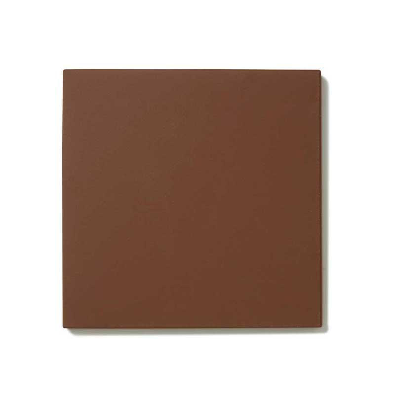 Floor tiles -  10 x 10 cm chocolate Winckelmans
