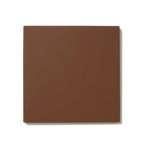 Floor tiles -  10 x 10 cm chocolate Winckelmans