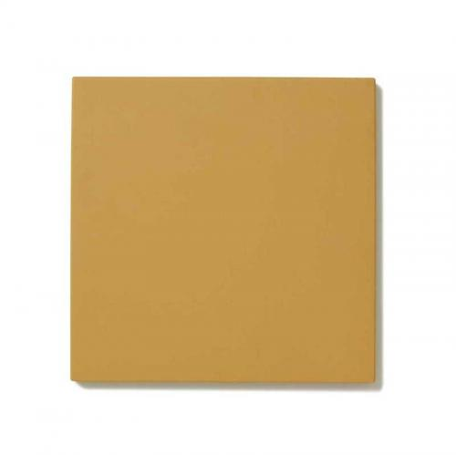 Floor tiles -  10 x 10 cm yellow Winckelmans