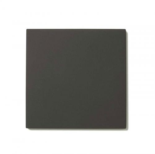 Floor tiles - 10 x 10 cm black Winckelmans