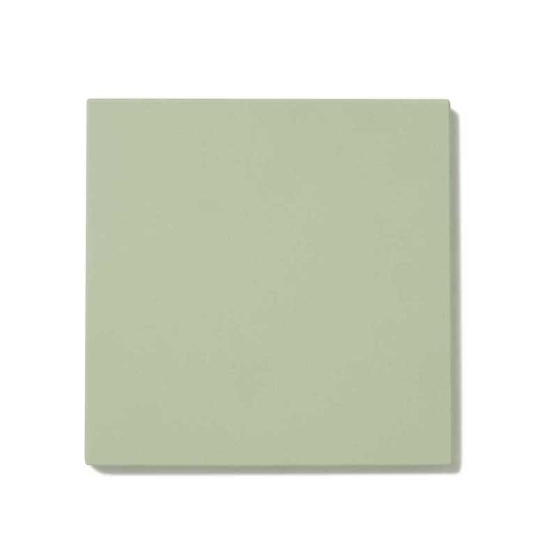 Floor tiles -  10 x 10 cm pistachio Winckelmans