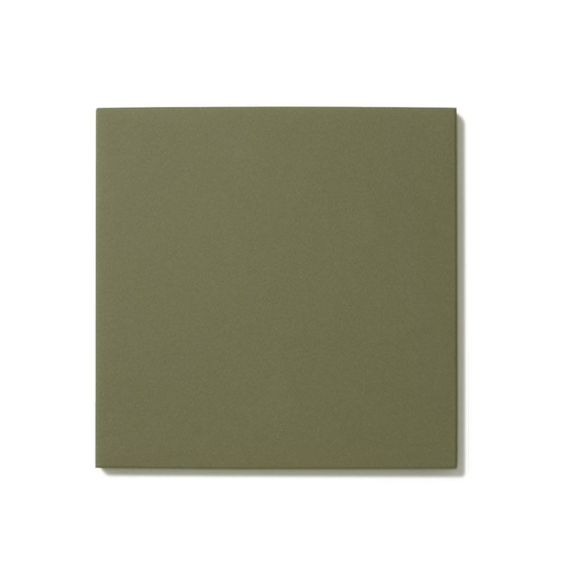 Floor tiles - 10 x 10 cm Austrailan green Winckelmans