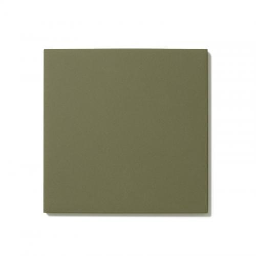 Floor tiles - 10 x 10 cm Austraila green Winckelmans