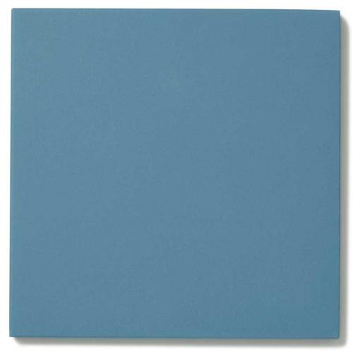 Floor tiles - 15 x 15 cm dark blue Winckelmans