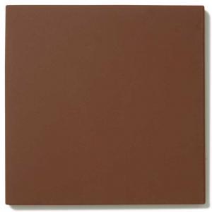 Klinker - Granitkeramik 15 x 15 cm chokladbrun Winckelmans - gammaldags inredning - klassisk stil - retro - sekelskifte