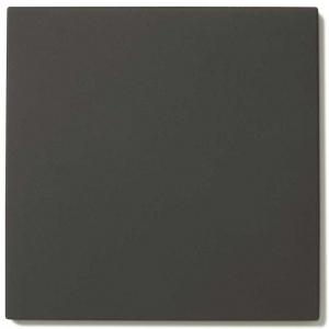 Floor tiles - 15 x 15 cm black Winckelmans