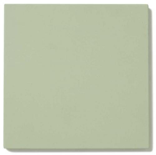 Floor tiles - 15 x 15 cm pistachio Winckelmans