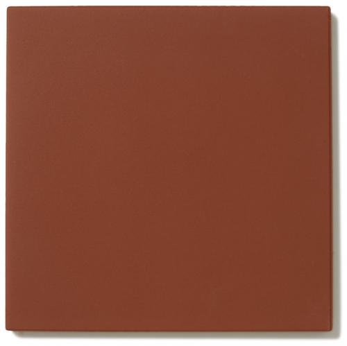 Floor tiles - 15 x 15 cm red Winckelmans