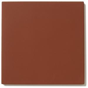 Floor tiles - 15 x 15 cm red Winckelmans