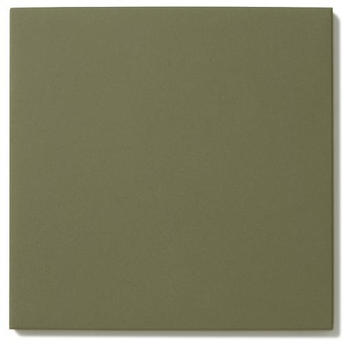 Floor tiles - 15 x 15 cm Austraila green Winckelmans