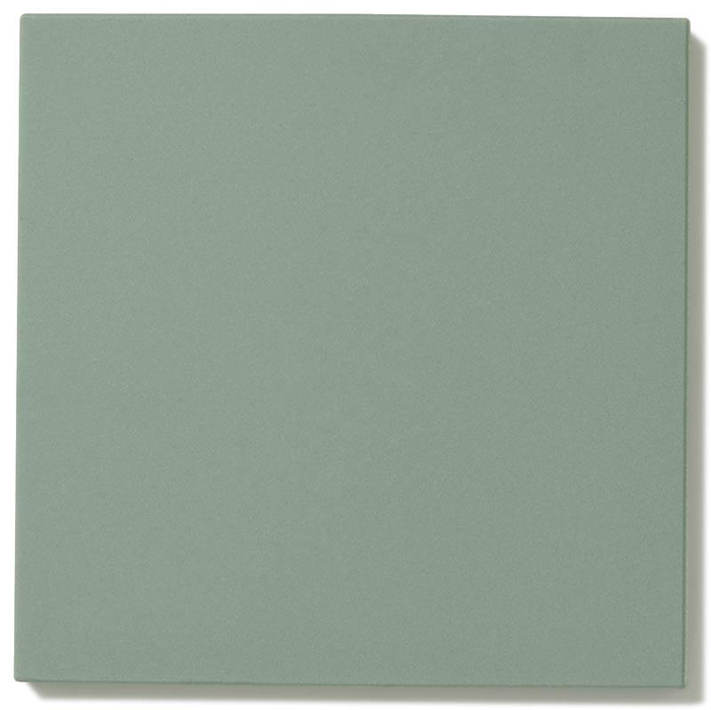 Floor tiles - 15 x 15 cm green Winckelmans